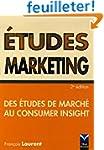 Etudes marketing: Des �tudes de march...