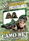 Kids Army Camo Play Netting – 8ft x 5…