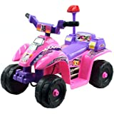 Lil' Rider Princess 4 Wheel Mini ATV - Pink/Purple