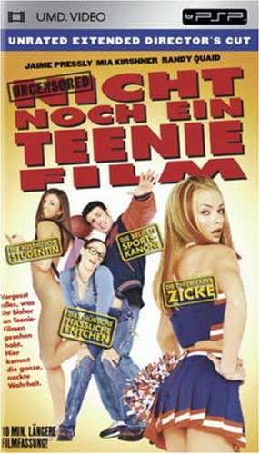 Nicht noch ein Teenie Film (Unrated Extended Director's Cut) [UMD Universal Media Disc]