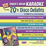 echange, troc Karaoke - 70s Disco Delights Karaoke