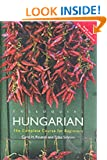 Colloquial Hungarian: The Complete Course for Beginners (PB + CDs + Cassettes)
