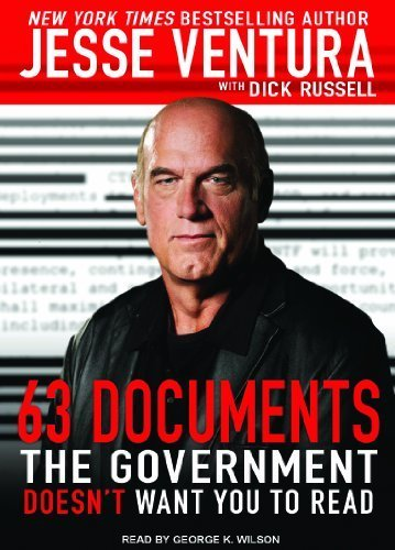 63 Documents The Government Doesn'T Want You To Read [Mp3 Cd]
