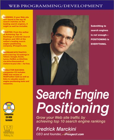 Search Engine Positioning With Cdrom