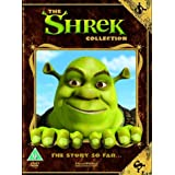 The Shrek Collection - The Story So Far (Shrek 1 & 2 Box Set) [2004] [DVD] [2001]by Mike Myers