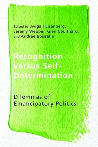 recognition of states and self determination essay