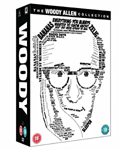 The Woody Allen Collection [20 DVDs]