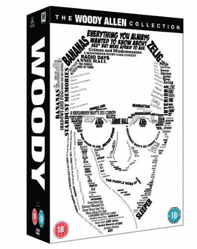 The Woody Allen 20 Film Collection [DVD] [1971]