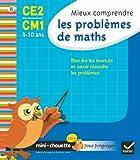 Mini chouette mieux comprendre les problèmes de maths CE2/CM1 8-10 ans...