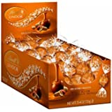 Lindt Lindor Truffles - Peanut Butter(Milk Chocolate Shell w/Smooth Peanut Butter Filling) 60 pieces