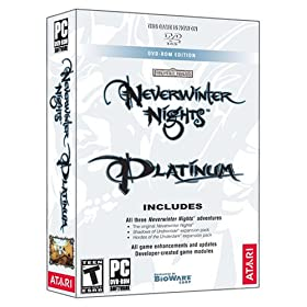 Neverwinter Nights Platinum DVD Edition