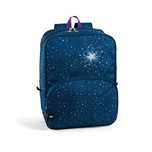 Zaino scuola doppio Starry nigth
