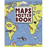 Maps Poster Book (Paperback)