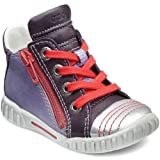 Ecco Mimic Zip Girls High Top Trainers