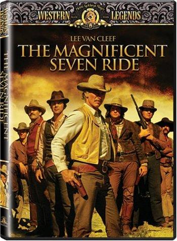 Великолепная семерка снова в седле / The Magnificent Seven Ride! (1972) BDRip от HQ-ViDEO