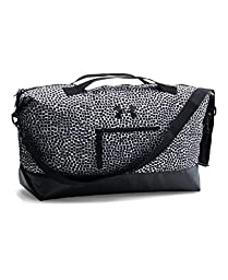 Under Armour Women's On The Run Weekender Bag, Black (001), One Size