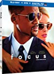 Focus [Blu-ray + DVD + Digitaly Copy]
