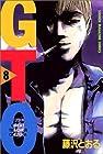 GTO 第8巻 1998年08月10日発売