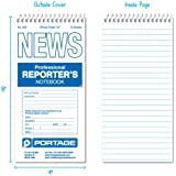 """Portage Reporters Notebook - 4"""" X 8"""""""