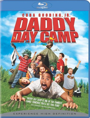 Cover art for  Daddy Day Camp [Blu-ray]