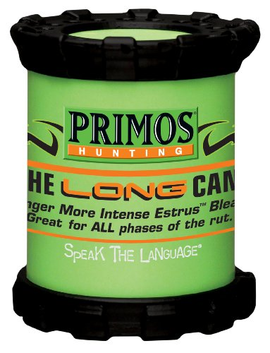 "Primos ""The Long Can"" Deer Call With Grip Rings"