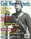 Civil War Quarterly (Spring 2014,Bentonville,Union Artillery)