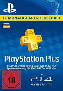 ps plus mitgliedschaft 12 monate psn code f r deutsches. Black Bedroom Furniture Sets. Home Design Ideas