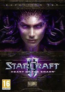 Starcraft II: Heart of the Swarm (PC/Mac DVD)