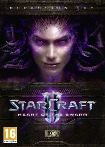 Starcraft II: Heart of the Swarm [Edizione: Regno Unito]