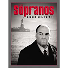 The Sopranos: HBO Season 6 (Part 2 - The Final Episodes) [DVD] [2007]