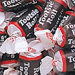 Tootsie Rolls Midgees Candy 5lb Bag