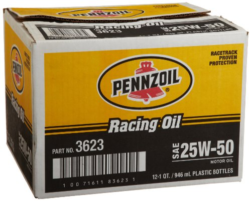 pennzoil-3623-12pk-gt-performance-25w-50-racing-oil-1-quart-pack-of-12