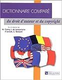 echange, troc Cornu - Dictionnaire comparé du droit d'auteur et du copyright