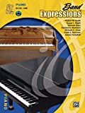 img - for Band Expressions, Book One Student Edition: Piano, Book & CD (Expressions Music Curriculum(tm)) book / textbook / text book