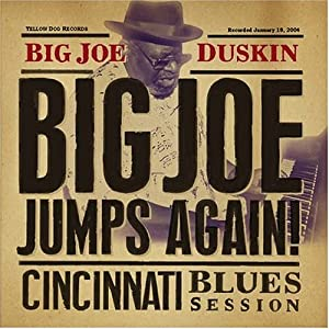 "Featured recording ""Big Joe Jumps Again"""