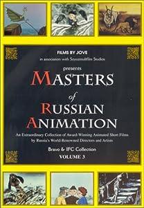 Masters of Russian Animation 3 [DVD] [Region 1] [US Import] [NTSC]
