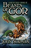 John Norman Beasts of Gor (Gorean Saga)