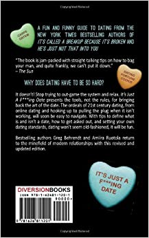 It's Just A F***Ing Date: Some Sort of Book about DatingPaperback– July 16, 2013