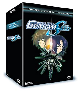 Complete Feature Collection: Mobile Suit Gundam Seed