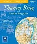Thames Ring Atlas (Inland Waterways M...