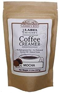 The Label Readers Healthy Coffee Creamer Mocha-0.5lb