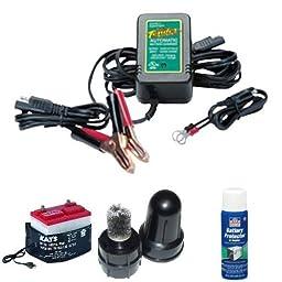 Cold Weather Car Battery Protectant Bundle