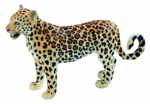 Bullyland Deluxe Wild Animals: Leopard Female - 1