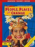 Florida Holt People, Places, and Change: An Introduction to World Studies (003037491X) by Kolko, Gabriel