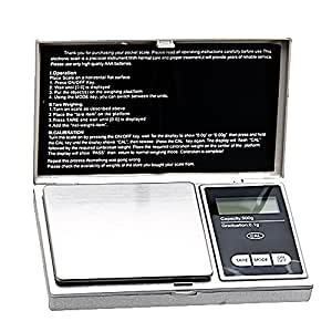 Kenex KX500 Professional Digital Pocket Scale