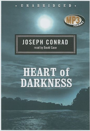 A book full of unknown in joseph conrads heart of darkness