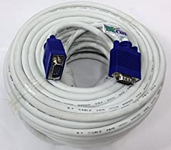BEcom VGA VGA 50 yard (White)