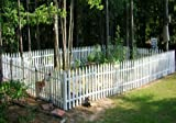 Build Your Own WOOD Picket Garden Fence Garden CIVIL WAR Pattern DIY PLANS; So Easy, Beginners Look Like Experts; PDF Download Version so you can get it NOW!