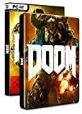 DOOM - 100% Uncut - Day One Edition inkl. Steelbook (exklusiv bei Amazon.de) - [PC]