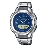 Casio AW-S90D-2AVER  Mens Bracelet Combination Watchby Casio